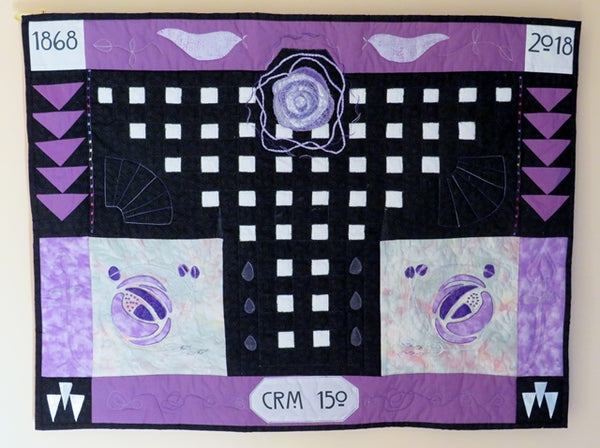 Charles Rennie Mackintosh celebration by Susanne Pickup