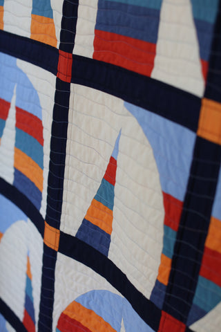 Round the Harbour Quilt
