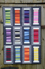 Variegated Threads Quilt