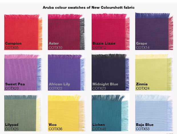 Aruba Pack swatch
