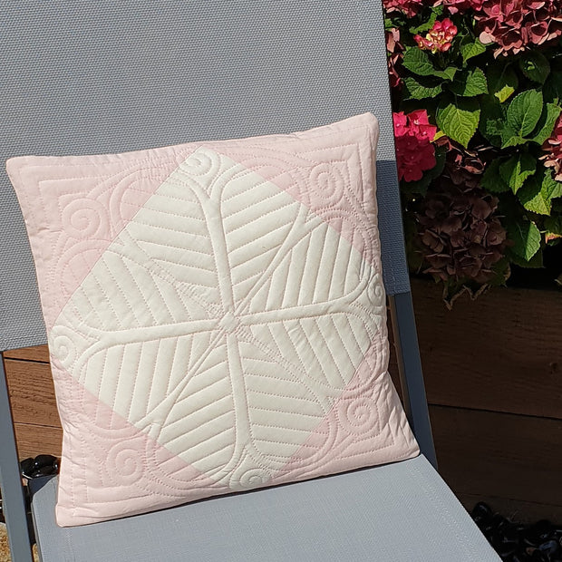 Coconut Ice Cushion