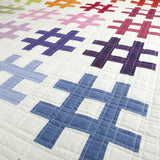 Crossroads Quilt by Lynne Goldsworthy