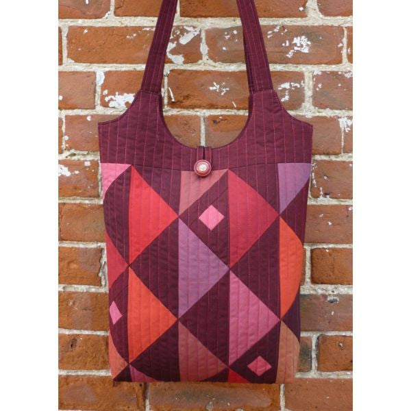 En Pointe Ruby Reds Tote Bag Kit