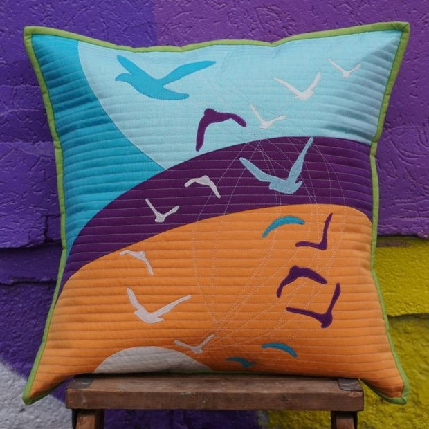 Arrival Pillow in Deco