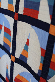 Round the Harbour Quilt by Helen Howes
