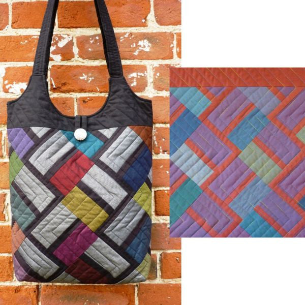 Jacob's Ladder Lakes Tote Bag Kit