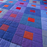 City Lights Lakes Quilt Kit