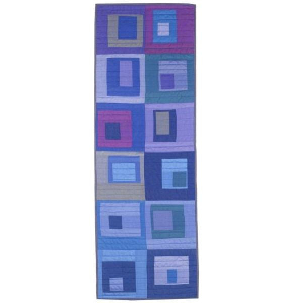 Lakes Table Runner Quilt Kit