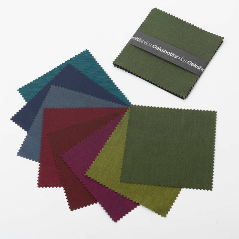 "Lipari 5"" Charm Pack 8 Colours"