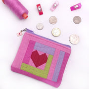 Love Improv Coin Purse