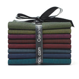 Lipari Fat Quarter Pack 8 Colours