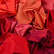 Ruby Reds Half Metre Block 8 Colours