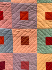 City Lights Sorbet quilt