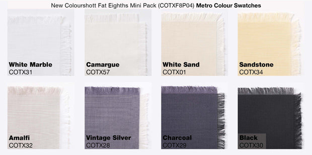 Metro Colour Pick