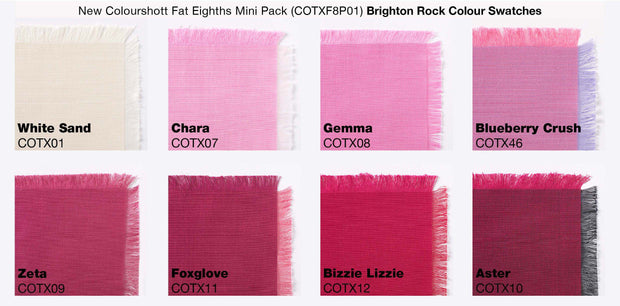 Brighton Rock Colour Pick