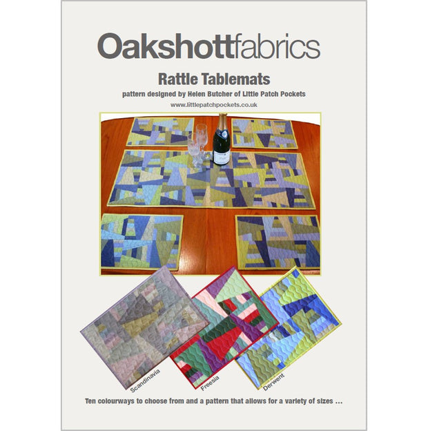 Rattle Table Mats