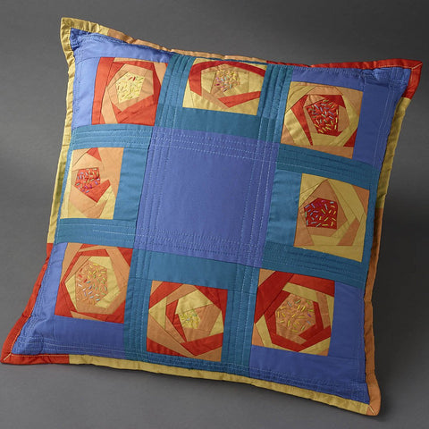 Ring of Roses Cushion