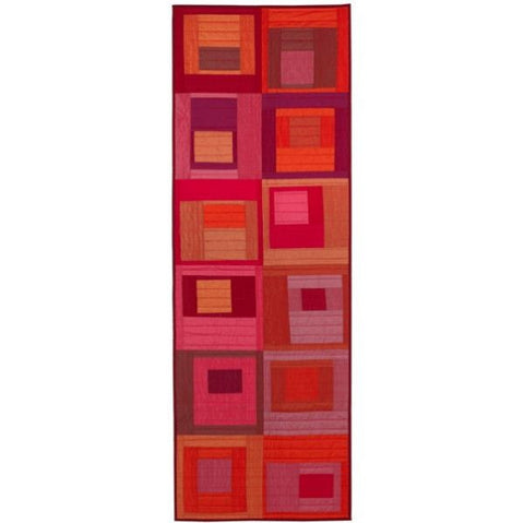 Ruby Reds Table Runner Kit