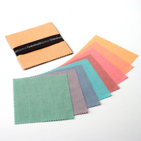 "Sorbet 5"" Charm Pack 8 Colours"