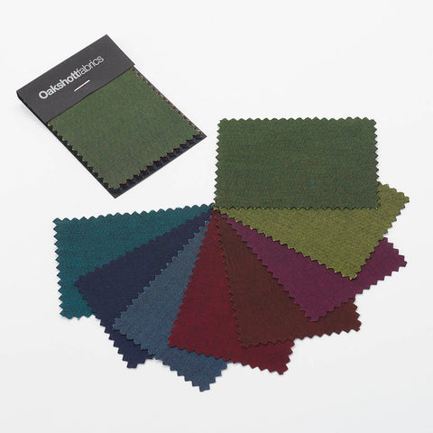 Lipari Sample Swatch 8 Colours
