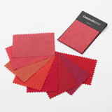 Ruby Reds Sample Swatch 8 Colours