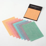Sorbet Labelled Sample Swatch 8 Colours