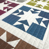 Trade Winds Quilt by Lynne Goldsworthy