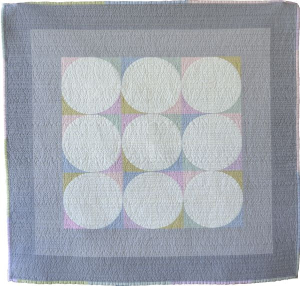 Hint Wallhanging & Quilt