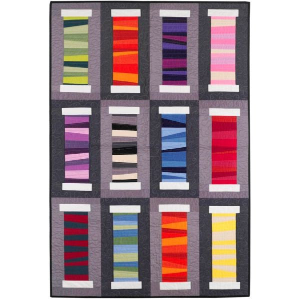 Variegated Threads Quilt Kit