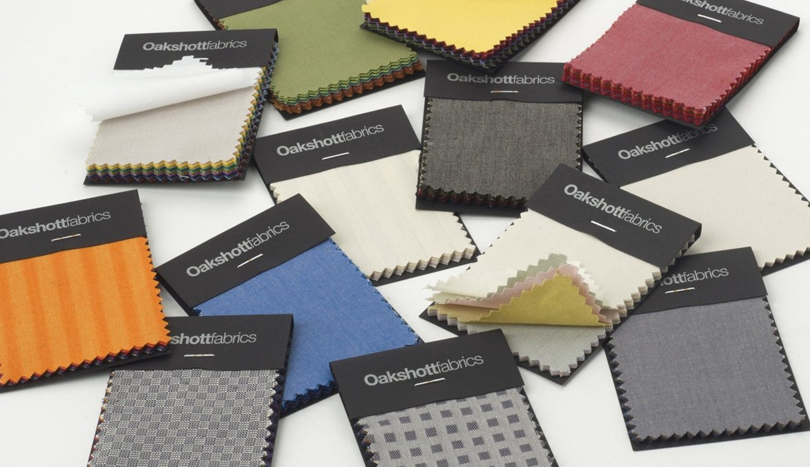 Selection of fabric samples