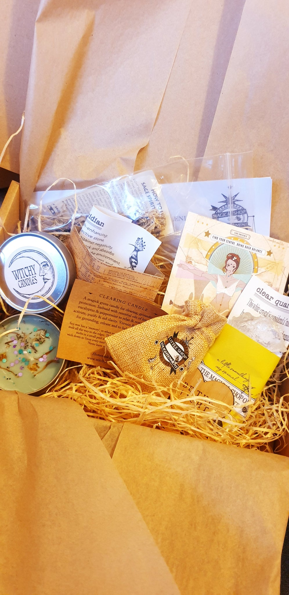 MAGICAL SHOP OF ENLIGHTENMENT De luxe Box