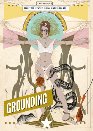 GROUNDING CARD