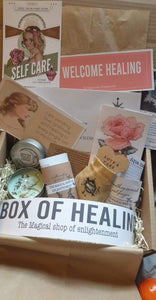 BOX OF LOVE AND HEALING