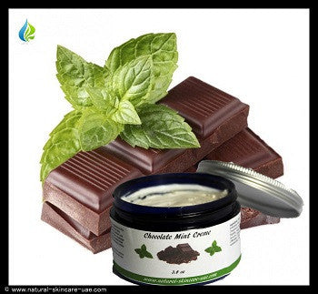 Chocolate Mint Cream (3,4 oz) | NATURAL COSMETIC UAE