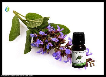 Clary Sage Essential Oil (10 ml) | NATURAL COSMETIC UAE