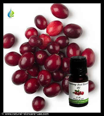 Cranberry Seed Essential Oil (10 ml) | NATURAL COSMETIC UAE