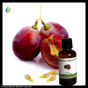 Grapeseed Carrier Oil (50 ml) | NATURAL COSMETIC UAE