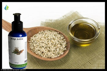 Natural Hemp Lotion (3,4 oz) | NATURAL COSMETIC UAE
