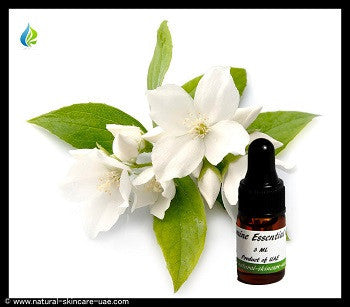 Jasmine Essential Oil (3 ml) | NATURAL COSMETIC UAE