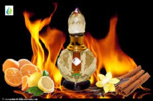 Passion Perfume Oil Blend | NATURAL COSMETIC UAE