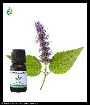 Patchouli Essential Oil (10 ml) | NATURAL COSMETIC UAE