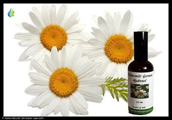 Chamomile German Hydrosol (100 ml) | NATURAL COSMETIC UAE