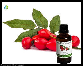 Rosehip Carrier Oil (50 ml) | NATURAL COSMETIC UAE