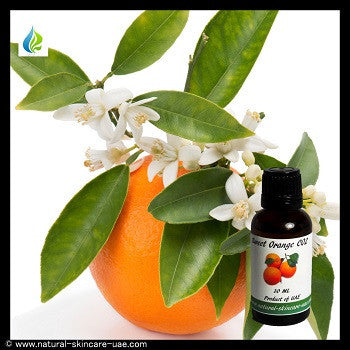 Sweet Orange CO2 Extract (30 ml) | NATURAL COSMETIC UAE