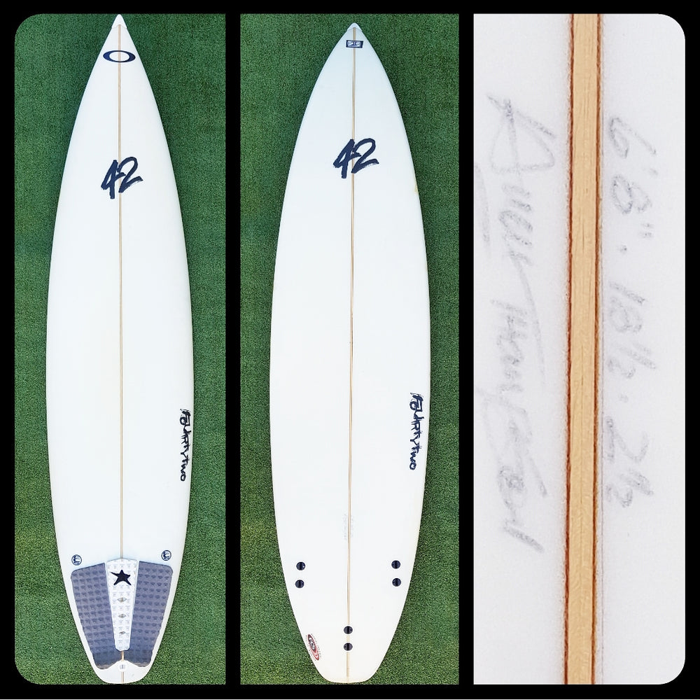 6'8 42 Surfboards