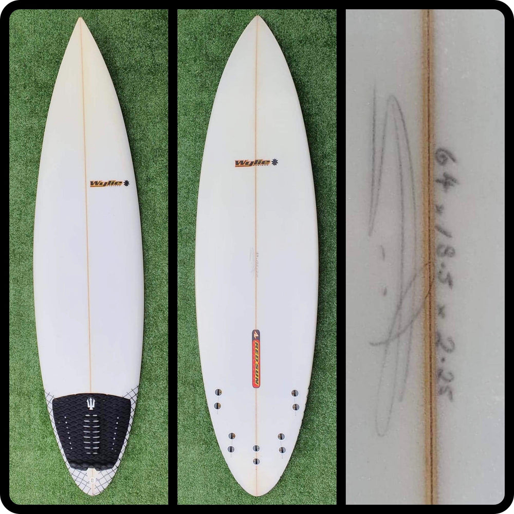 6'4 Scott Wylie Custom