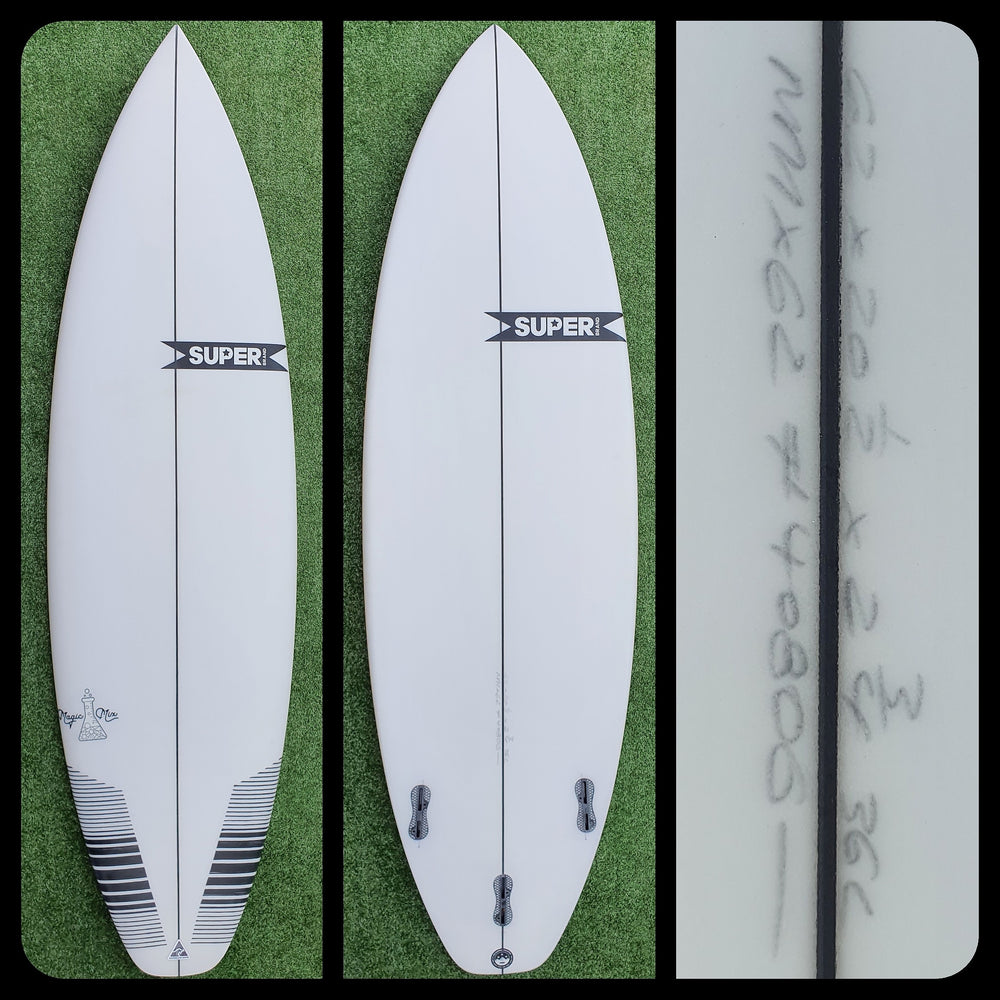 6'2 Superbrand Magic Mix 36cl