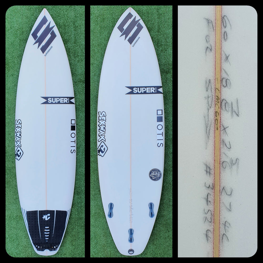 6'0 Superbrand Burnside