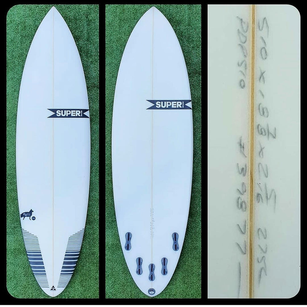 5'10 Superbrand PigDog Pro Model New
