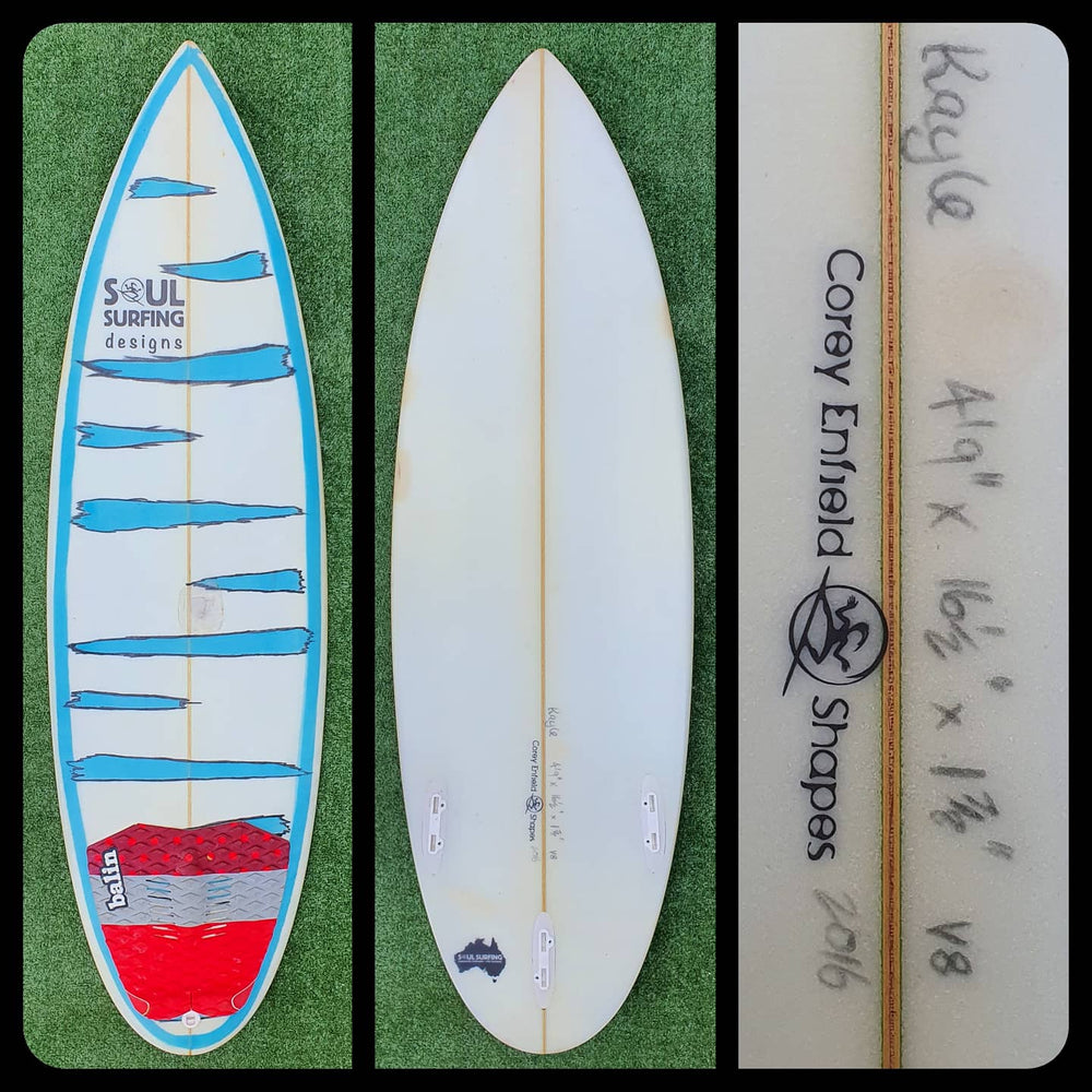 4'9 Soul Surfing Custom